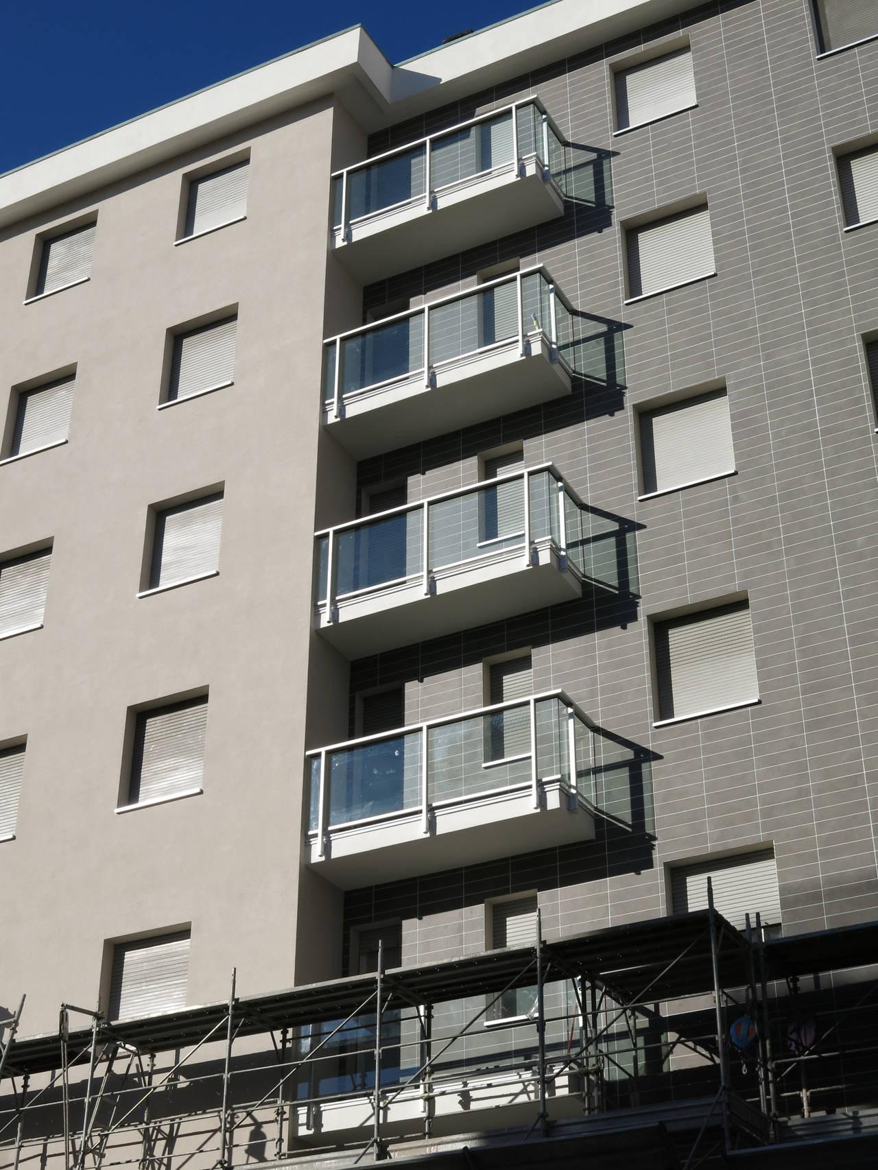 L'Isolante per una riqualificazione residenziale a Milano