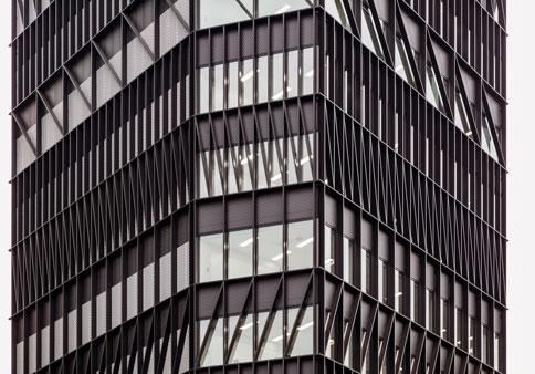 Namdaemun Office Building, Seoul - Mecanoo Architecten