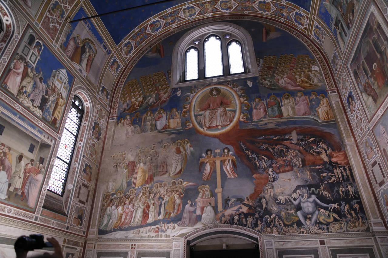 iGuzzini per la Cappella degli Scrovegni a Padova