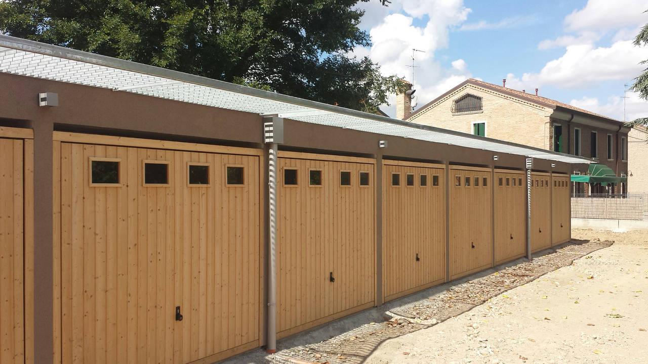 Hörmann per il complesso residenziale Cohousing Sangiorgio
