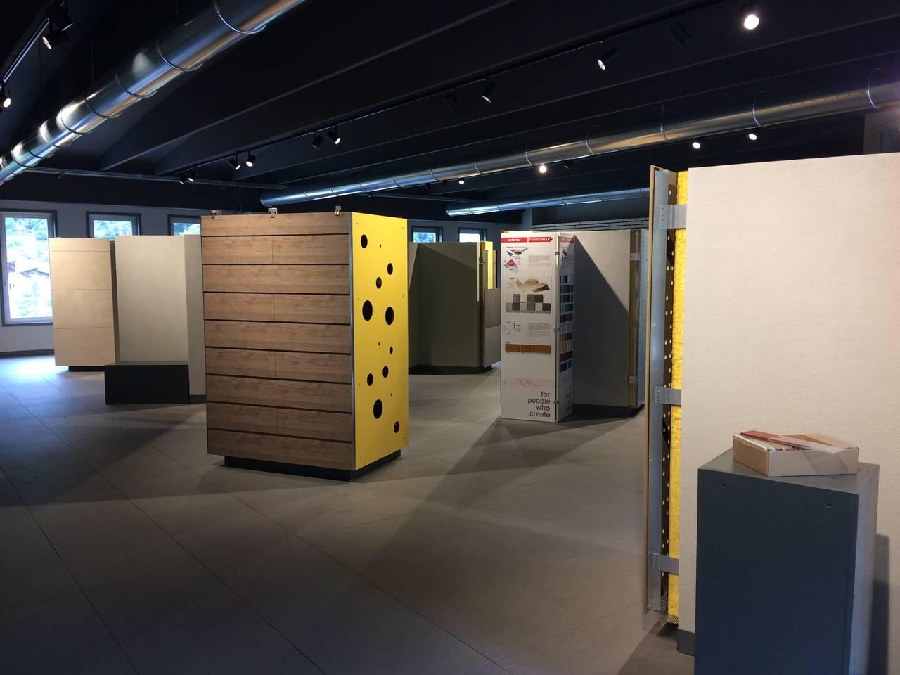 Duesse Coperture inaugura il suo primo e unico showroom in provincia di Bergamo dedicato alle facciate ventilate