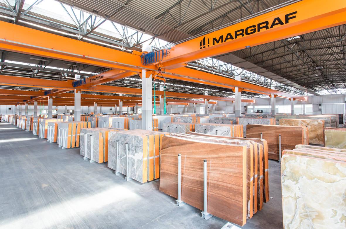 Margraf - Inaugurazione della città dell'eccellenza del marmo