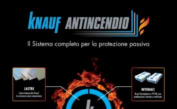 Sistema Knauf Antincendio
