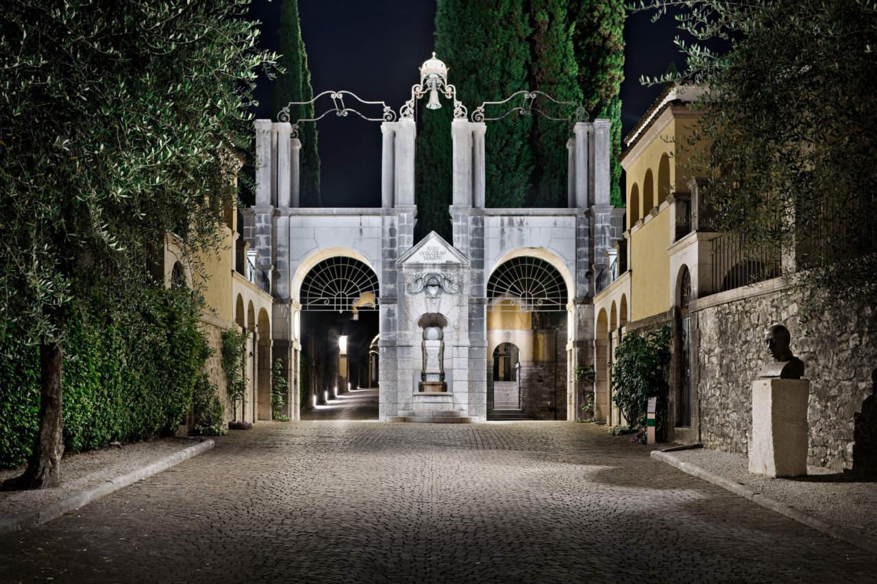 Luce Light, protagonista del nuovo progetto di illuminazione esterna del Vittoriale degli Italiani