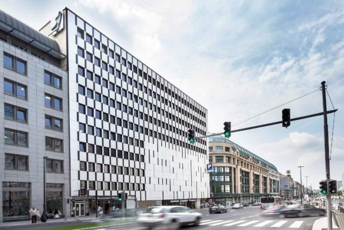 Clinica Saint Jean, Bruxelles, Belgio
