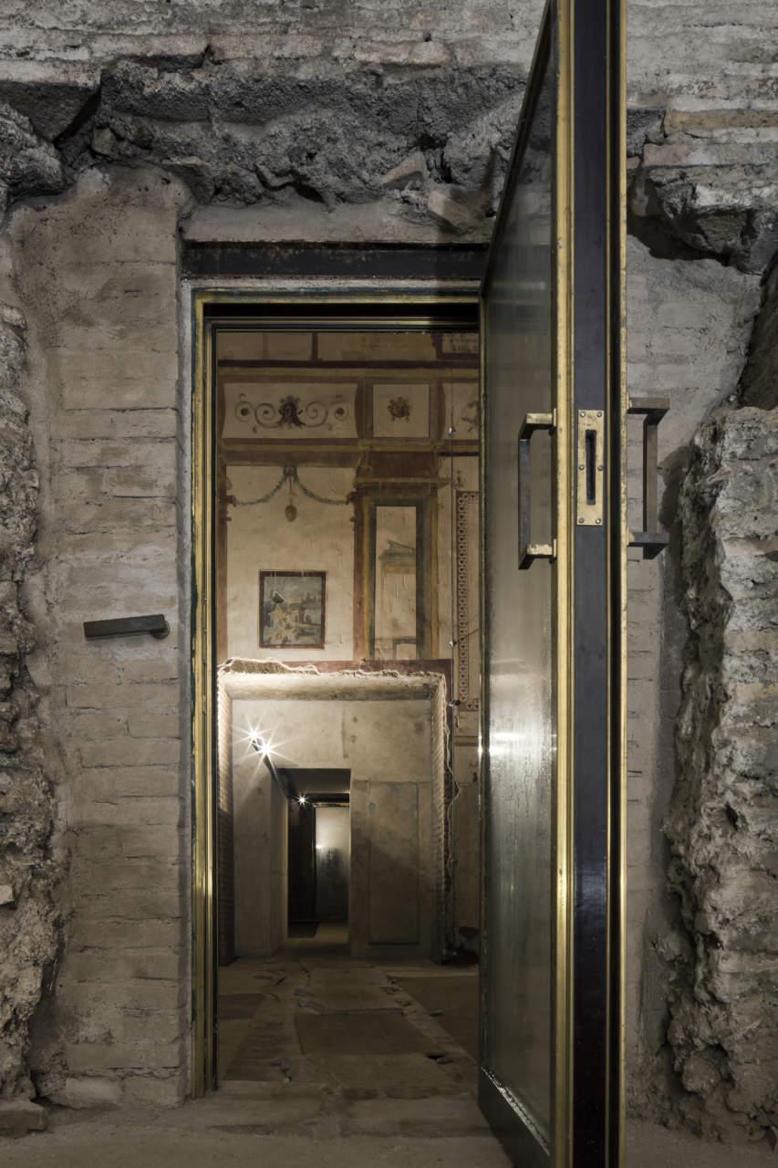 Secco Sistemi per la Domus Aurea a Roma