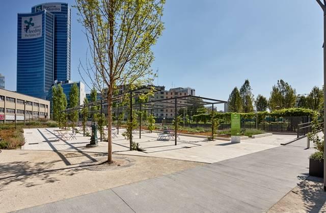 """Italcementi: soluzioni """"green"""" per il nuovo parco Biblioteca degli Alberi"""