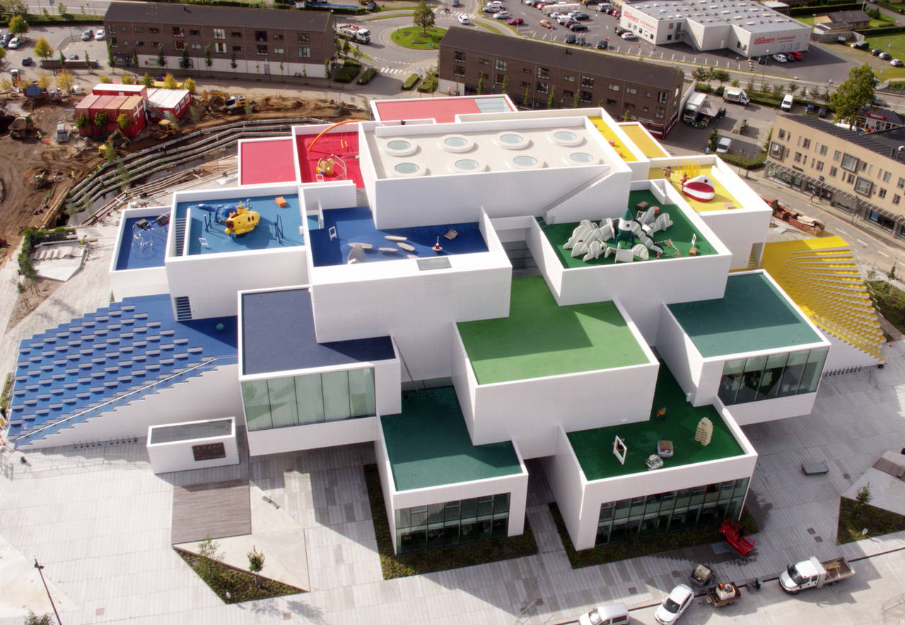 How To Build A Lego House Big
