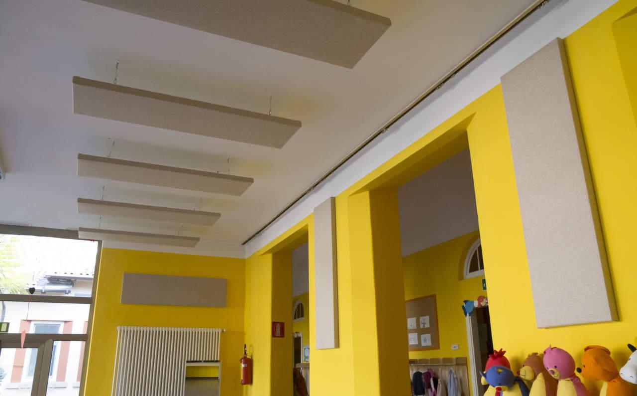 Eterno Ivica per la scuola dell'infanzia Girotondo a Merano