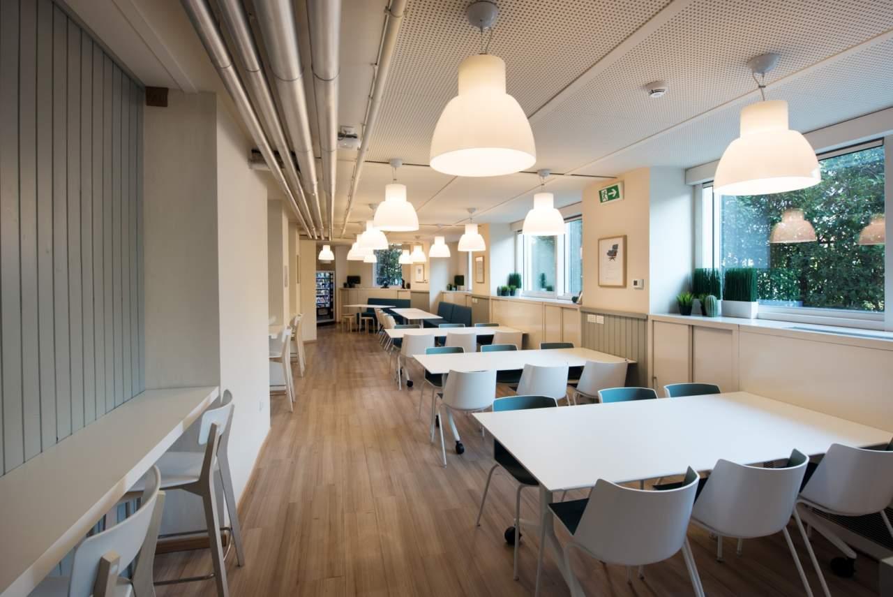 Nuovi uffici arcadis a milano d2u design to users arketipo for Uffici condivisione milano
