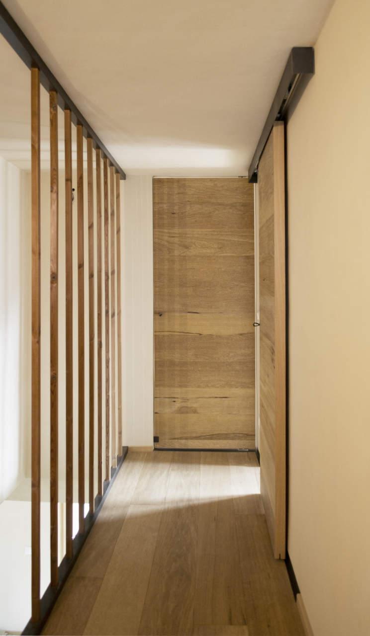 Casa UD a Chamois - Tiziana Monterisi Architetto