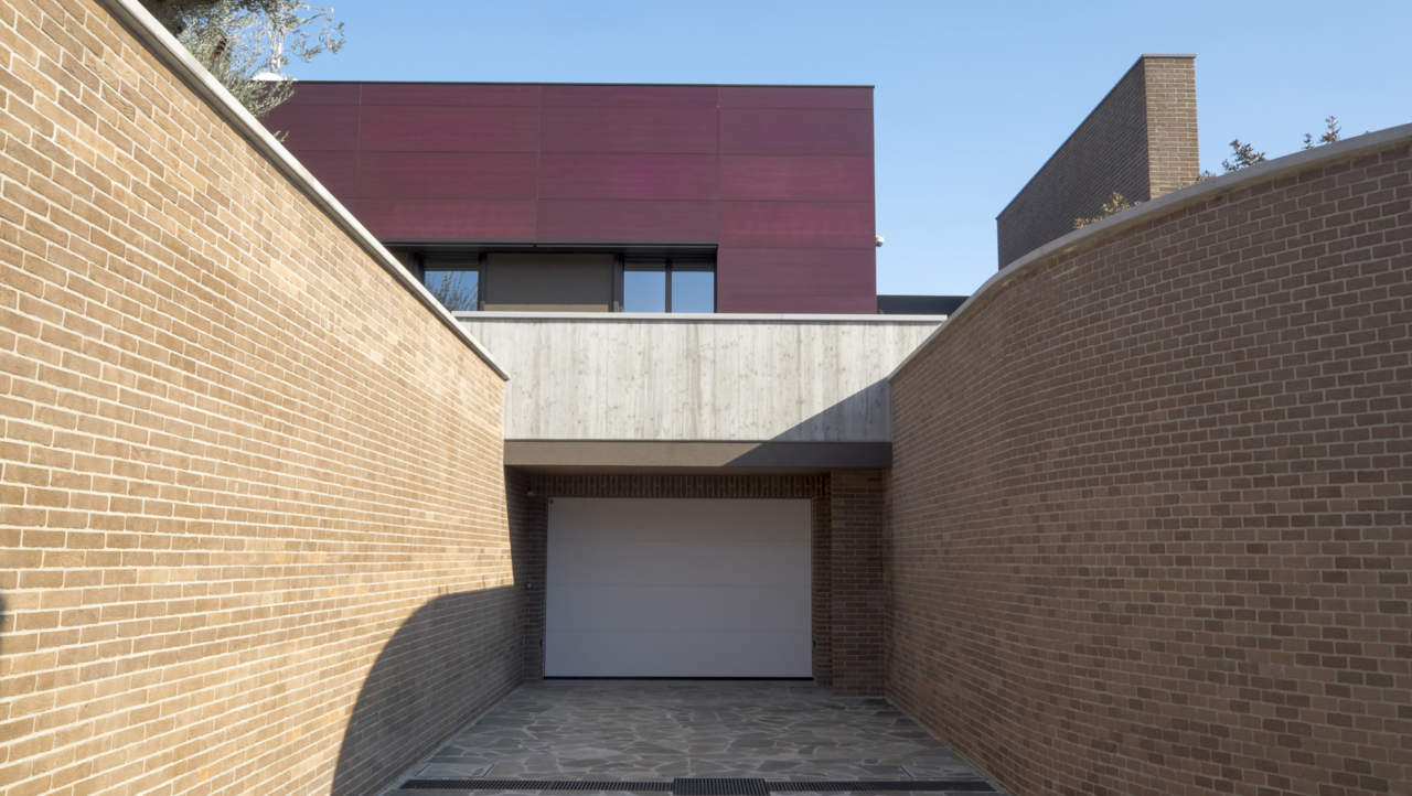 Hörmann per un edificio residenziale a Teramo
