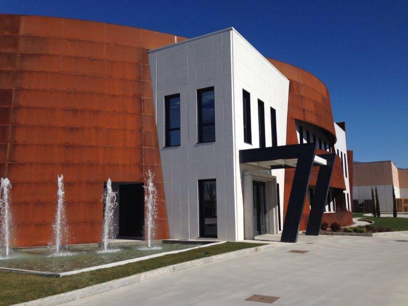 Magnetti Building per la nuova sede operativa di Tecno-ventil
