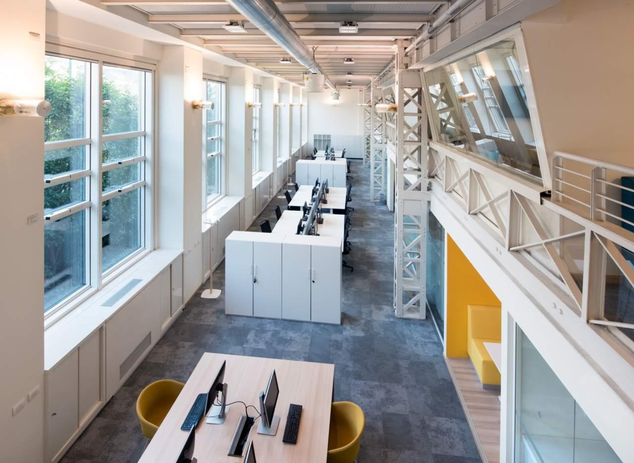 Nuovi uffici arcadis a milano d2u design to users arketipo for Disegni di uffici di garage