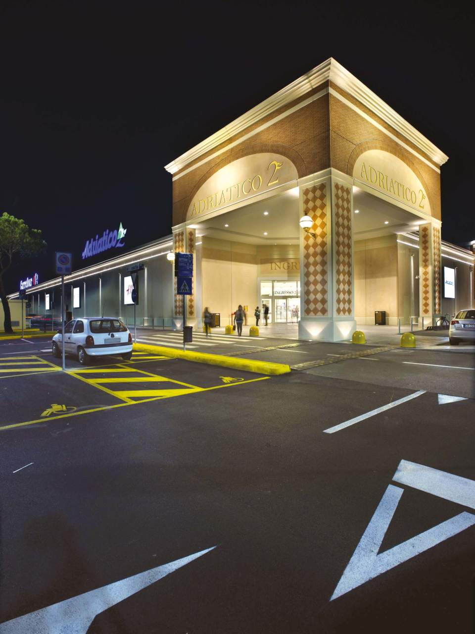 ANPEL per il Centro Commerciale Adriatico2 di Portogruaro