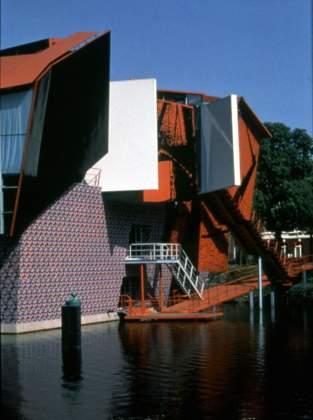 Groninger Museum, Olanda