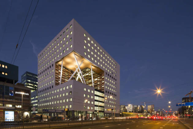 O|2 Lab Building , Amsterdam