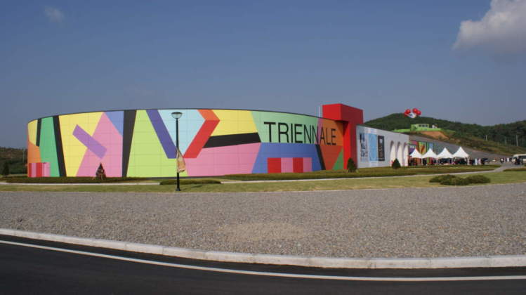 Triennale di Incheon, Corea del Sud
