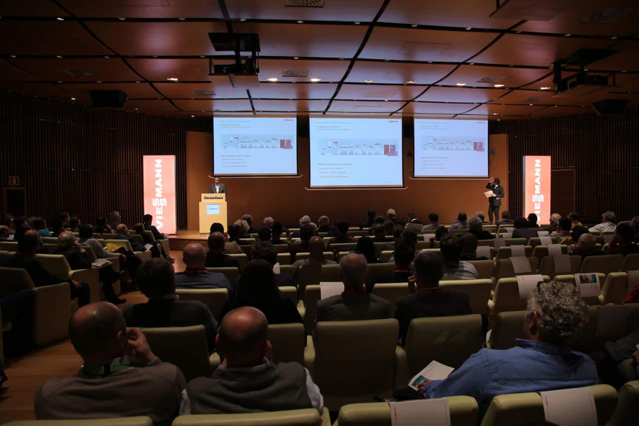 Congresso Partner Efficienza Energetica by Viessmann