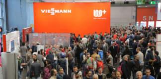 Padiglione Viessmann a MCE 2018