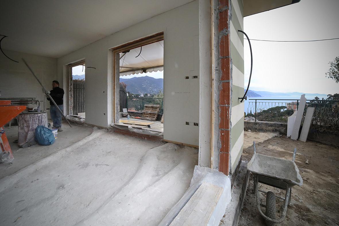 Ama composites per una residenza privata a genova arketipo