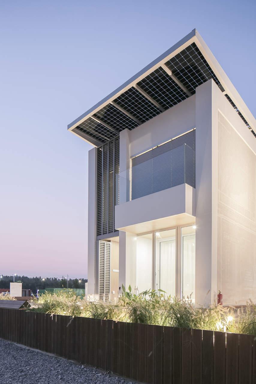 Casa solare politecnico di torino scut arketipo - Migliore esposizione casa ...