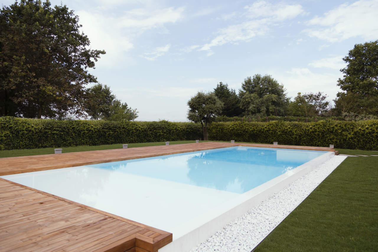 Swimming pool zda zupelli design architettura arketipo - Orientamento piscina ...