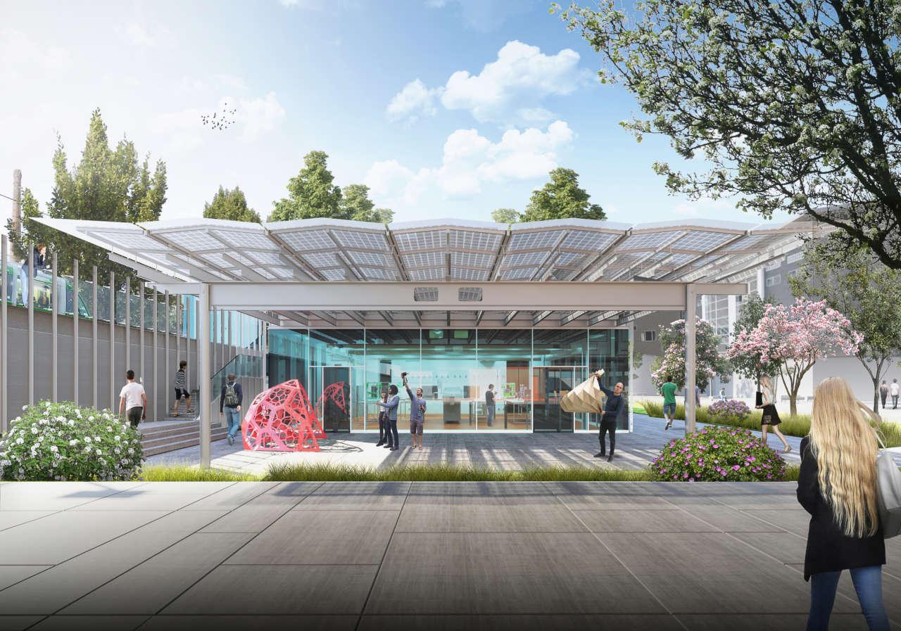Opere Di Renzo Piano nuovo campus architettura milano - renzo piano   arketipo